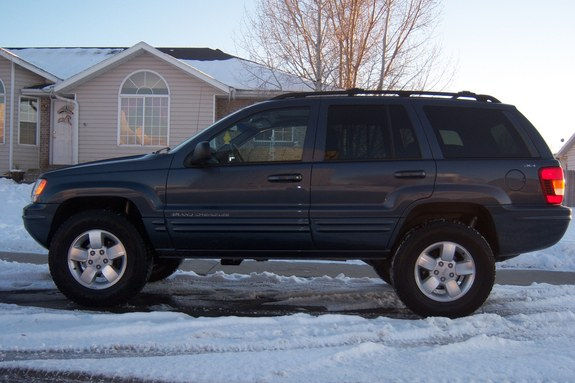 bzjeep 2001 jeep grand cherokee specs photos modification info at cardomain. Black Bedroom Furniture Sets. Home Design Ideas