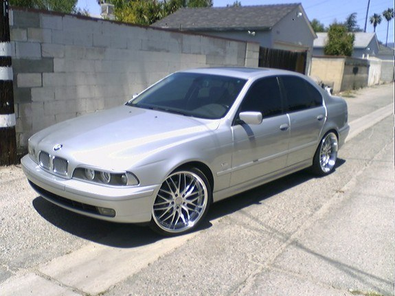 Dre178 2000 BMW 5 Series Specs Photos Modification Info at CarDomain