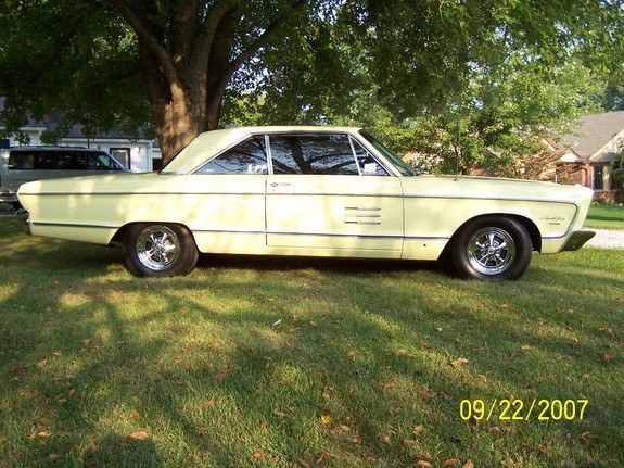 RothChild 1966 Plymouth Fury 9955801