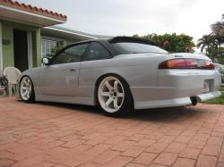 andyspecv696s 1995 Nissan 240SX