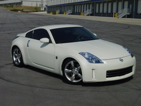 mavsmax 2006 nissan 350z specs photos modification info. Black Bedroom Furniture Sets. Home Design Ideas