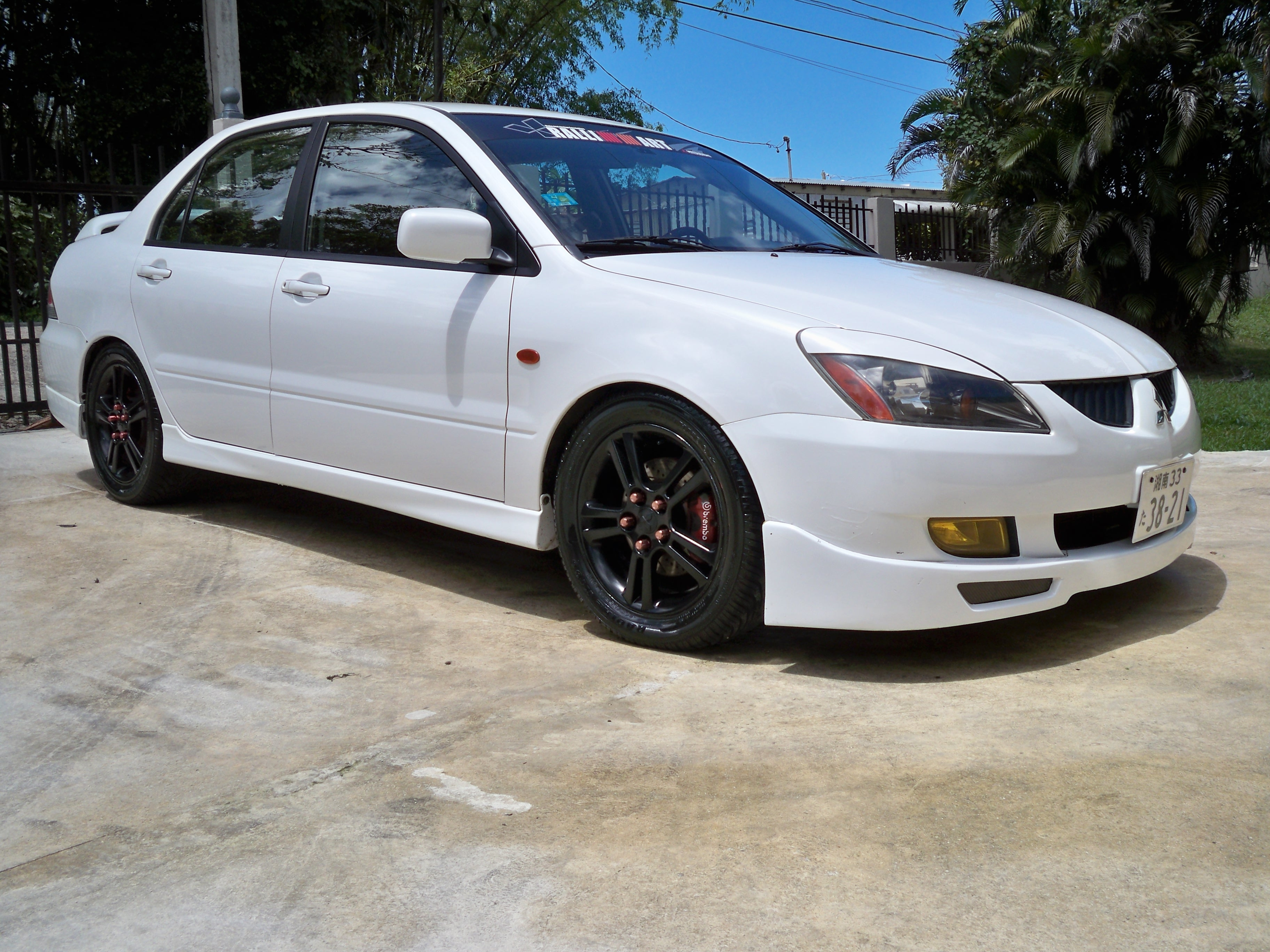 negrohatillo 2004 mitsubishi lancer specs photos. Black Bedroom Furniture Sets. Home Design Ideas