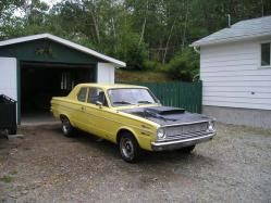 moparman66s 1966 Plymouth Valiant