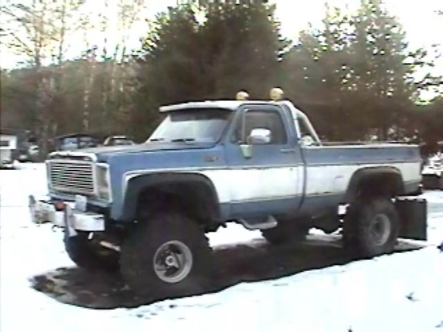 mountainexplorer 1980 GMC 3/4 Ton 9142293