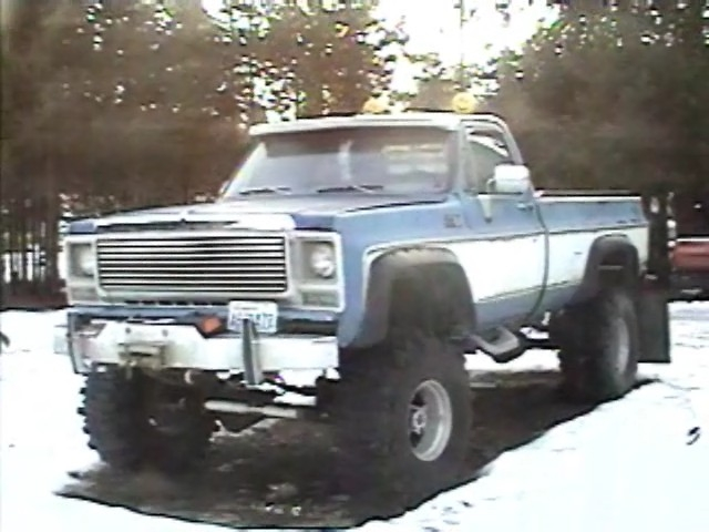 mountainexplorer 1980 GMC 3/4 Ton 9142294
