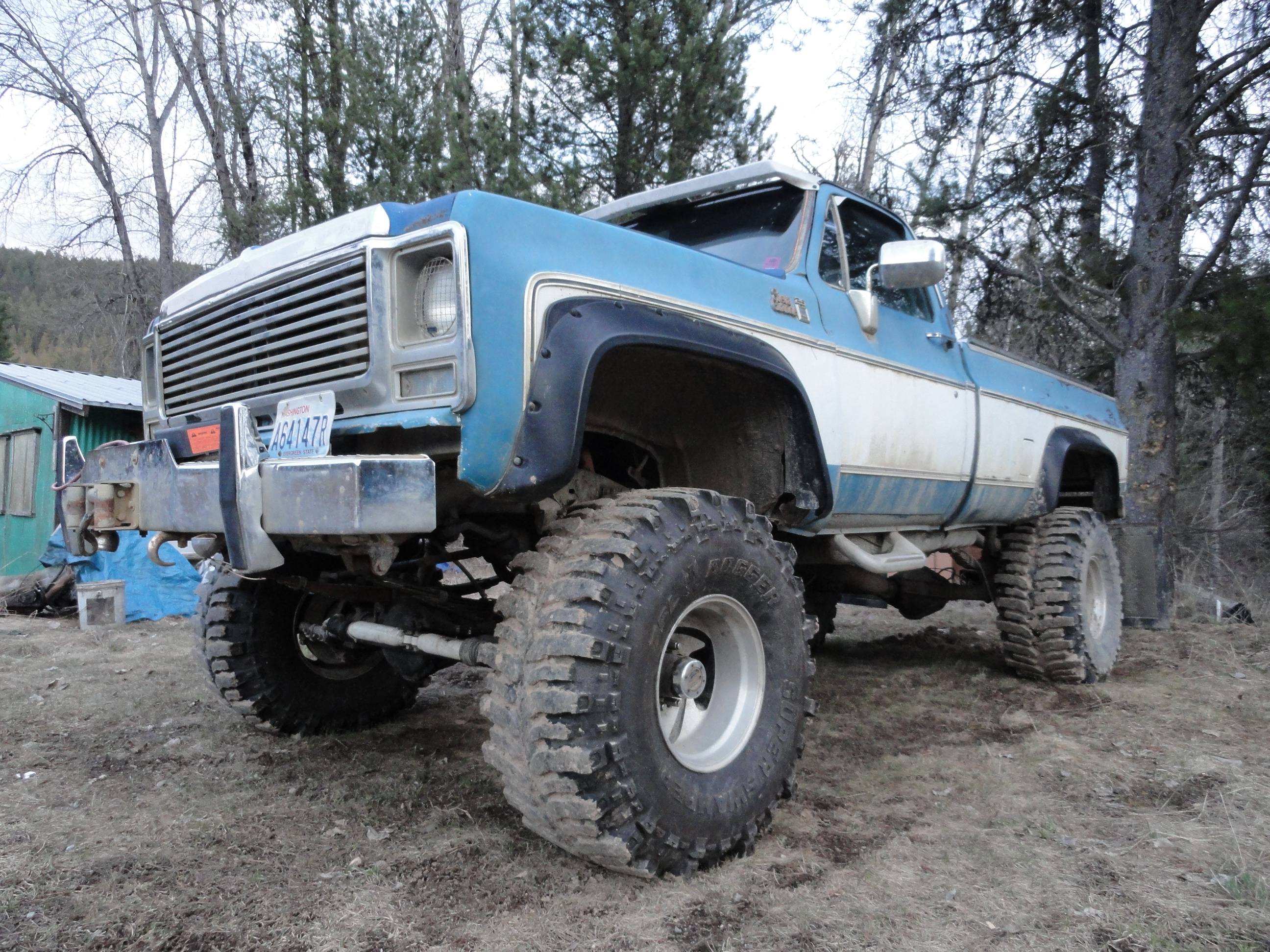 mountainexplorer 1980 GMC 3/4 Ton 9142296