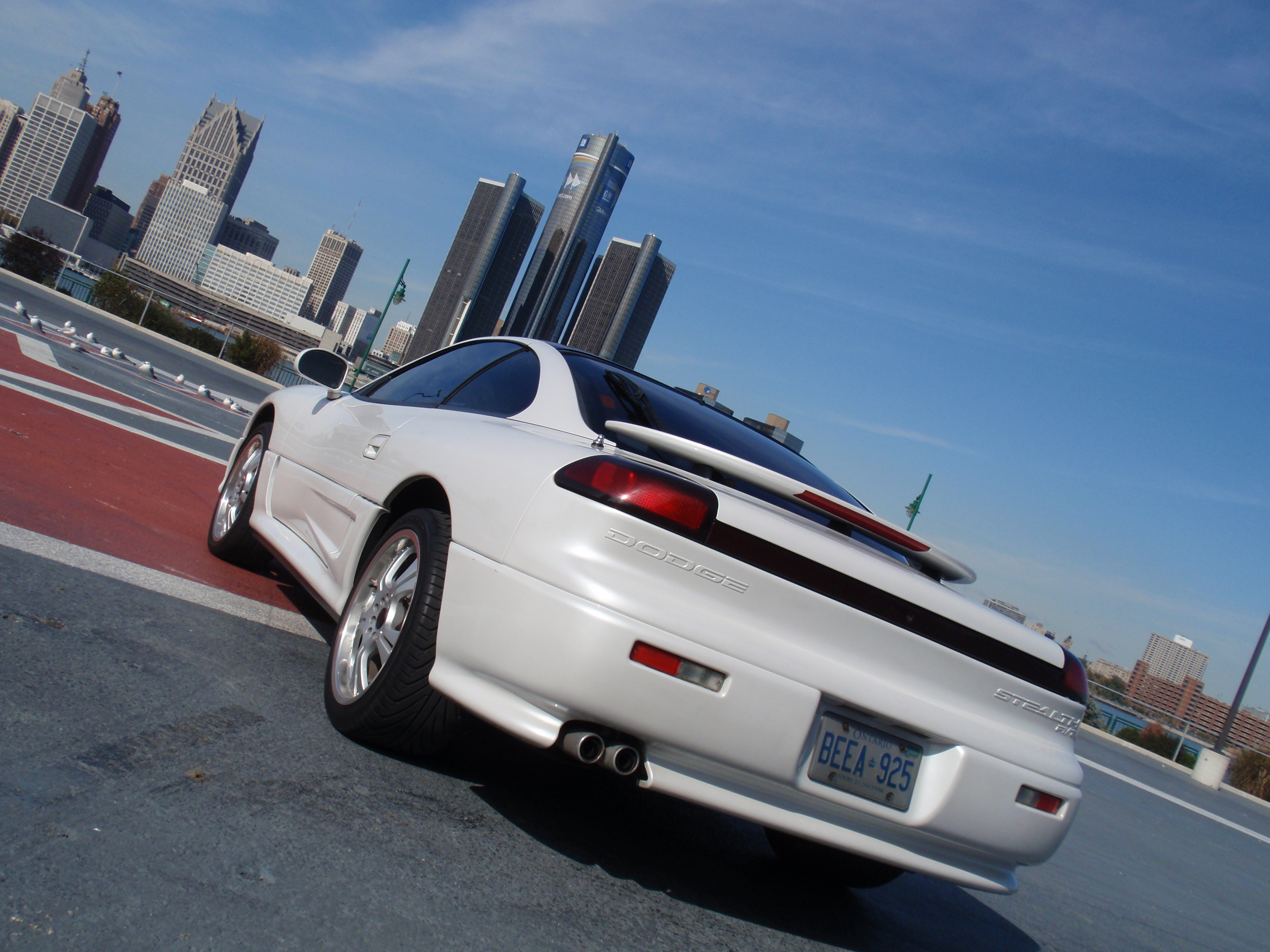 1992 Dodge Stealth Drewber83 1992 Dodge Stealth Specs Photos Modification Info At