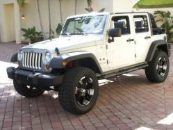 THESPECIALIST 2007 Jeep Wrangler
