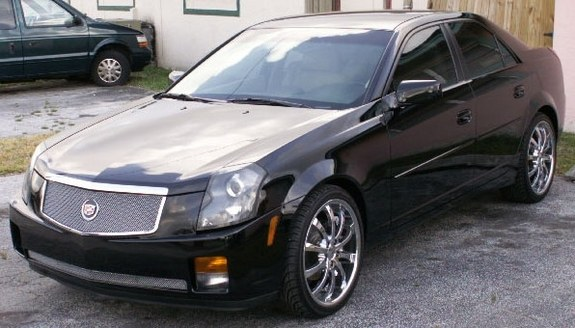 kilo265 39 s 2005 cadillac cts in fort lauderdale fl. Black Bedroom Furniture Sets. Home Design Ideas