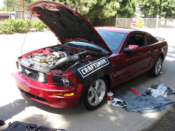Probinator 2007 Ford Mustang