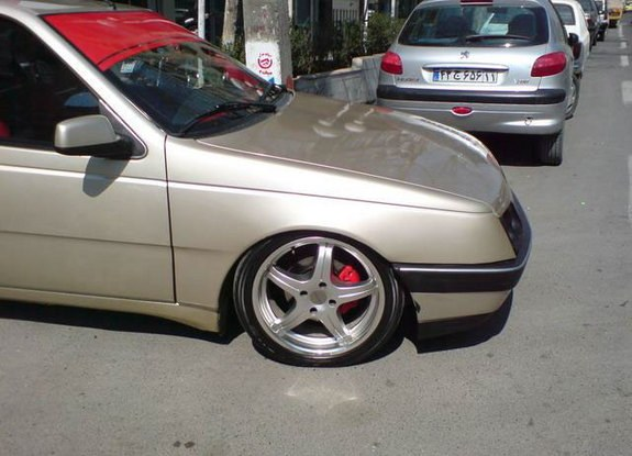 Another alisalimi_ir 2004 Peugeot 405 post... - 9944718