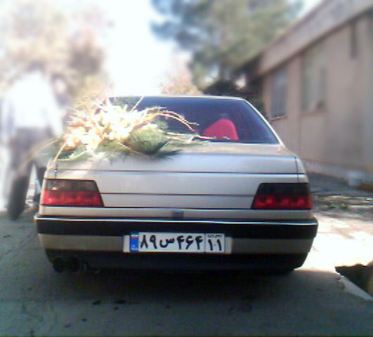 Another alisalimi_ir 2004 Peugeot 405 post... - 9944733