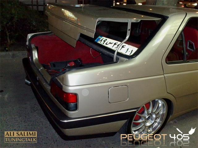 Willys Jeep Tuning >> alisalimi_ir 2004 Peugeot 405 Specs, Photos, Modification Info at CarDomain