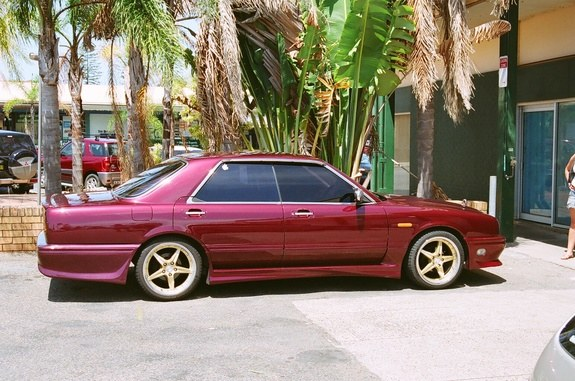 Another leetdawg 1988 Nissan Cima post... - 9945758
