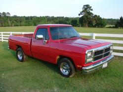 CurrieMafia 1992 Dodge D150 Club Cab