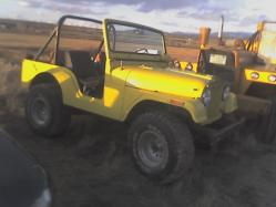 Maniac-mechanics 1971 Jeep CJ5