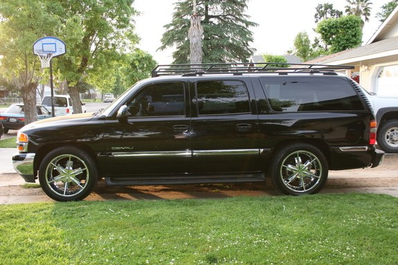 Raiderfan220 2002 Gmc Yukon Denali Specs Photos