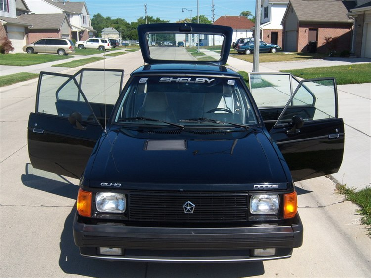 Another fedmack 1986 Shelby GLHS post... - 9946977