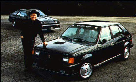 Another fedmack 1986 Shelby GLHS post... - 9946985