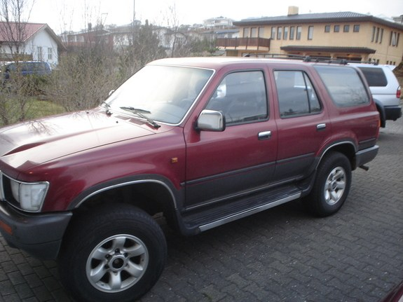 Another ozom1987 1991 Toyota 4Runner post... - 9947387