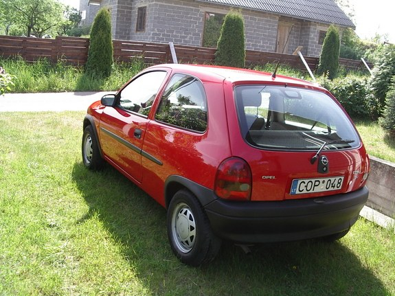 amdas 1998 opel corsa specs photos modification info at cardomain. Black Bedroom Furniture Sets. Home Design Ideas
