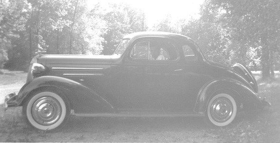 Another 36Chevy 1936 Chevrolet Master Deluxe post... - 9952781