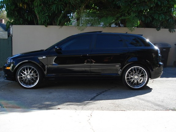 tooflyandshy 2007 audi a3 specs photos modification info at cardomain. Black Bedroom Furniture Sets. Home Design Ideas