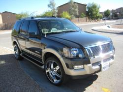 fordexpomans 2007 Ford Explorer