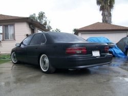 oldskoolcaprices 1995 Chevrolet Caprice