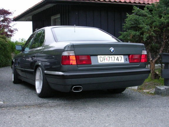 Jucyhydros 1989 Bmw 5 Series Specs  Photos  Modification