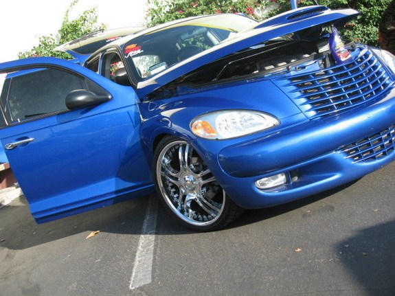 status1 2003 chrysler pt cruiser specs photos. Black Bedroom Furniture Sets. Home Design Ideas