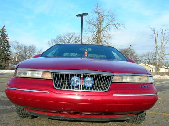 markeightmurph 1994 lincoln mark viii specs photos. Black Bedroom Furniture Sets. Home Design Ideas