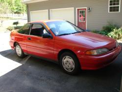 ZeroPunkKids 1993 Hyundai Scoupe