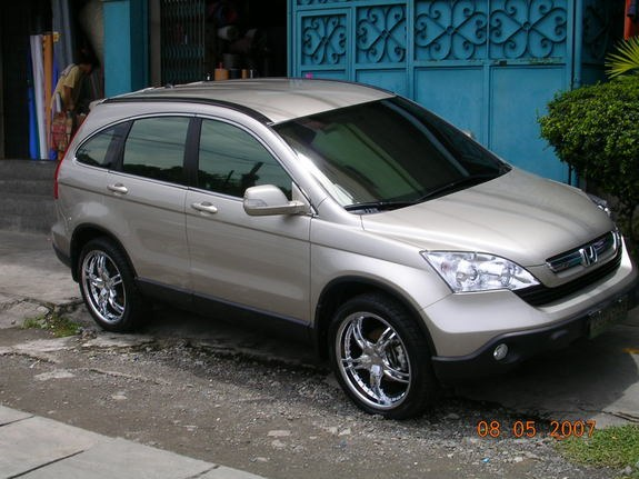 monskie20's 2007 Honda CR-V