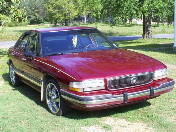 mr tatum24 39 s 1993 buick lesabre in corinth ms. Black Bedroom Furniture Sets. Home Design Ideas