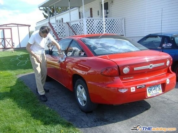 Another 3000gt_vr4_1993 2003 Chevrolet Cavalier post... - 9952275
