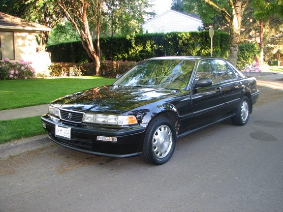 Avigor 92's 1992 Acura Vigor in Beaverton, OR