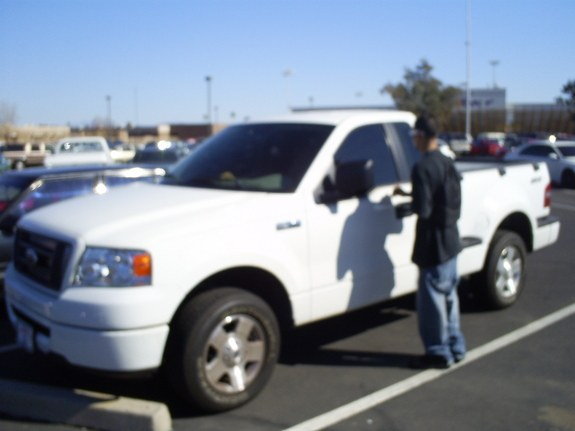 Another CAZTILLO 2006 Ford F150 Regular Cab post... - 9982176