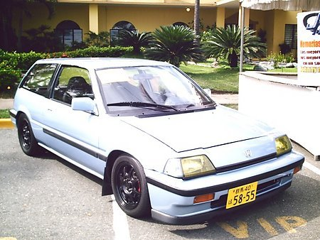 Tommy_Kaira_R 1986 Honda Civic Specs, Photos, Modification Info at