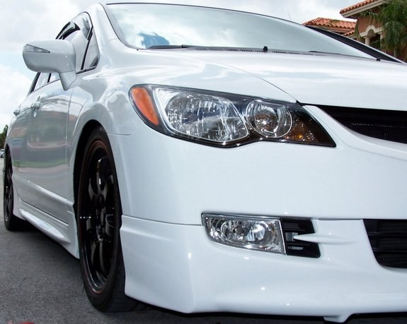 sickyute 2007 Honda Civic