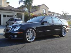 toy4roys 2007 Mercedes-Benz E-Class