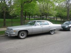 JOHNNY_CASH 1976 Buick Electra