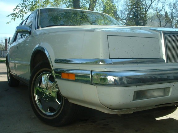 1991 Chrysler Fifth Ave