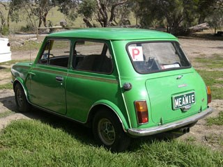 Another MEANIE_mini 1974 MINI Clubman post... - 9958647