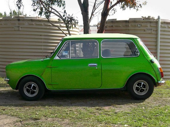 Another MEANIE_mini 1974 MINI Clubman post... - 9958686
