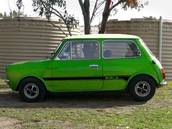 Another MEANIE_mini 1974 MINI Clubman post... - 9958687