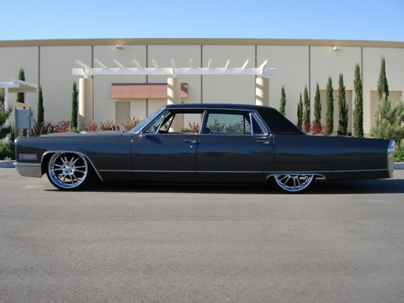 Charcoal Brougham