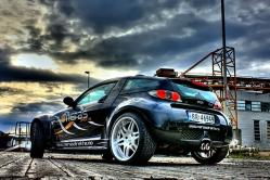 Zavage 2005 smart roadster