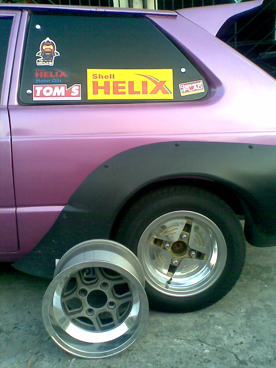 Another wendz71 1981 Toyota Starlet post... - 9957845