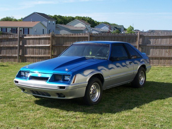 Another JeffSherrod 1986 Ford Mustang post... - 9958958